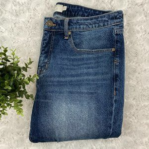 Torrid | Distressed High-Rise Straight Jeans